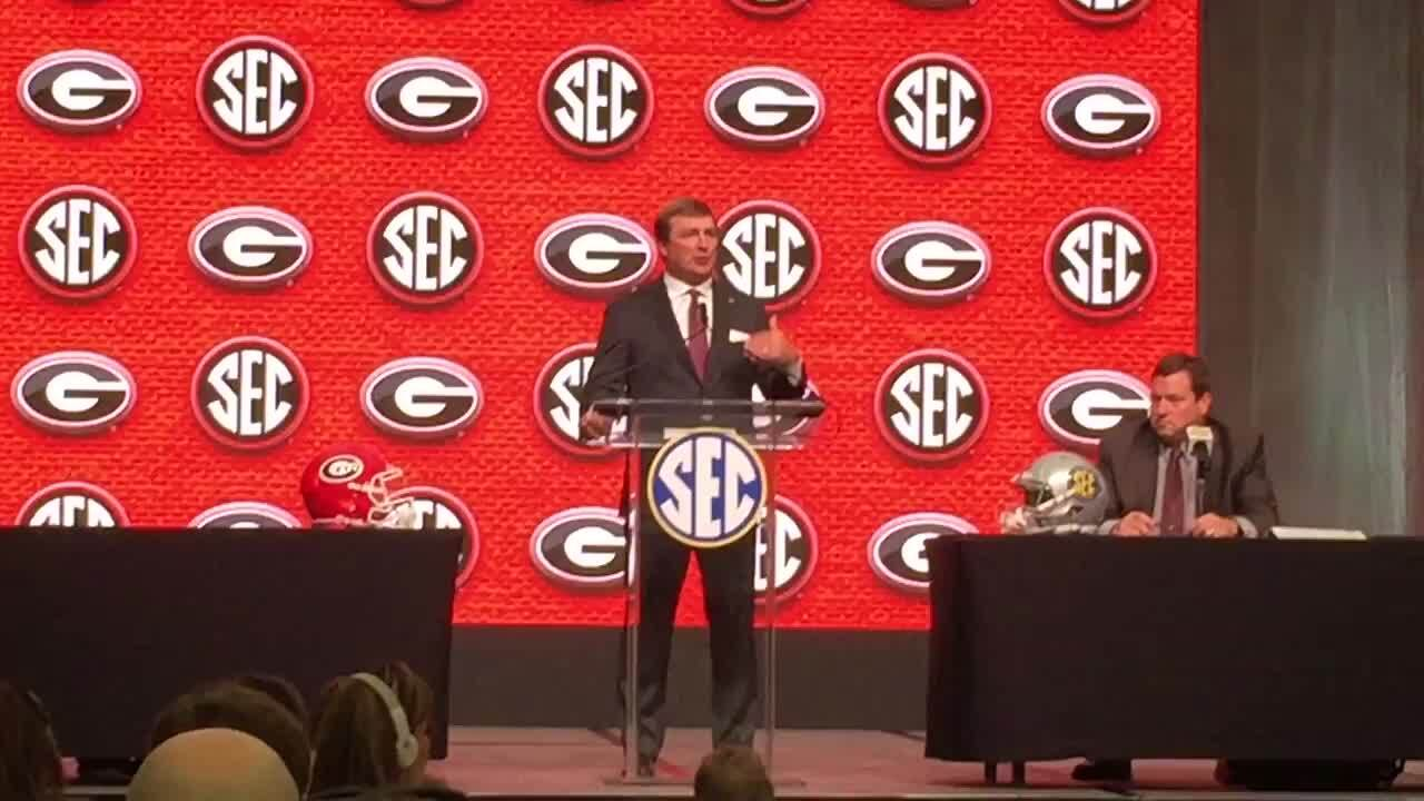 Has Kirby Smart watched the national championship game after the fact?