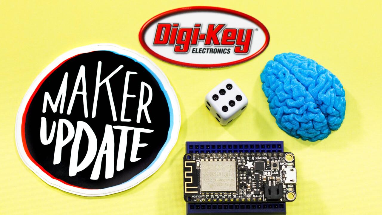 Running Through My Mind [Maker Update #164] - Maker.io