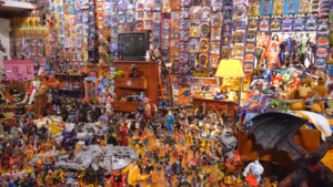 Toy & Action Figure Museum (2021)