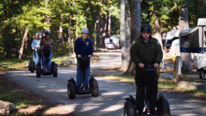 Beavers Bend State Park Segway Tours