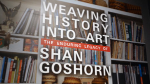 Weaving History into Art: The Enduring Legacy of Shan Goshorn Exhibit at Gilcrease Museum