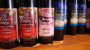 Whispering Vines Vineyards & Winery