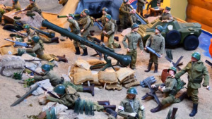 GI Joe Repair Shop & Museum