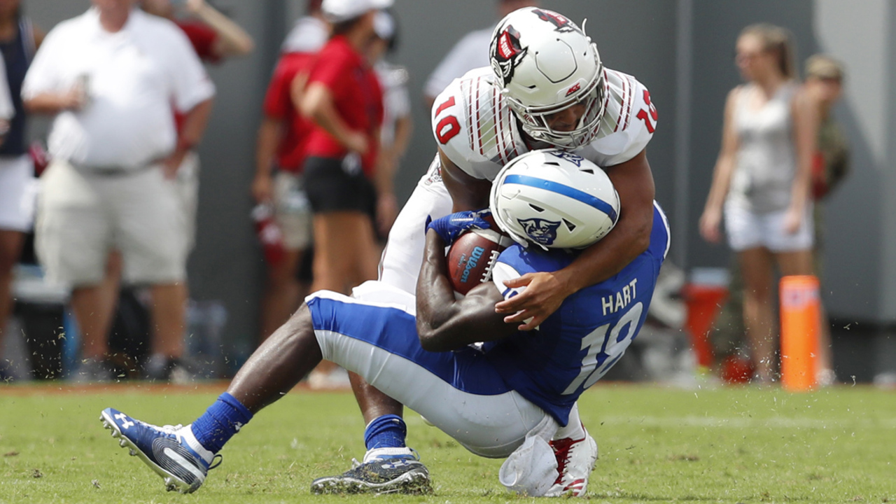 Five key plays in NC State's win over Georgia State