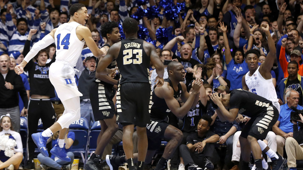Duke's Coach K on victory over Wake Forest: 'We were