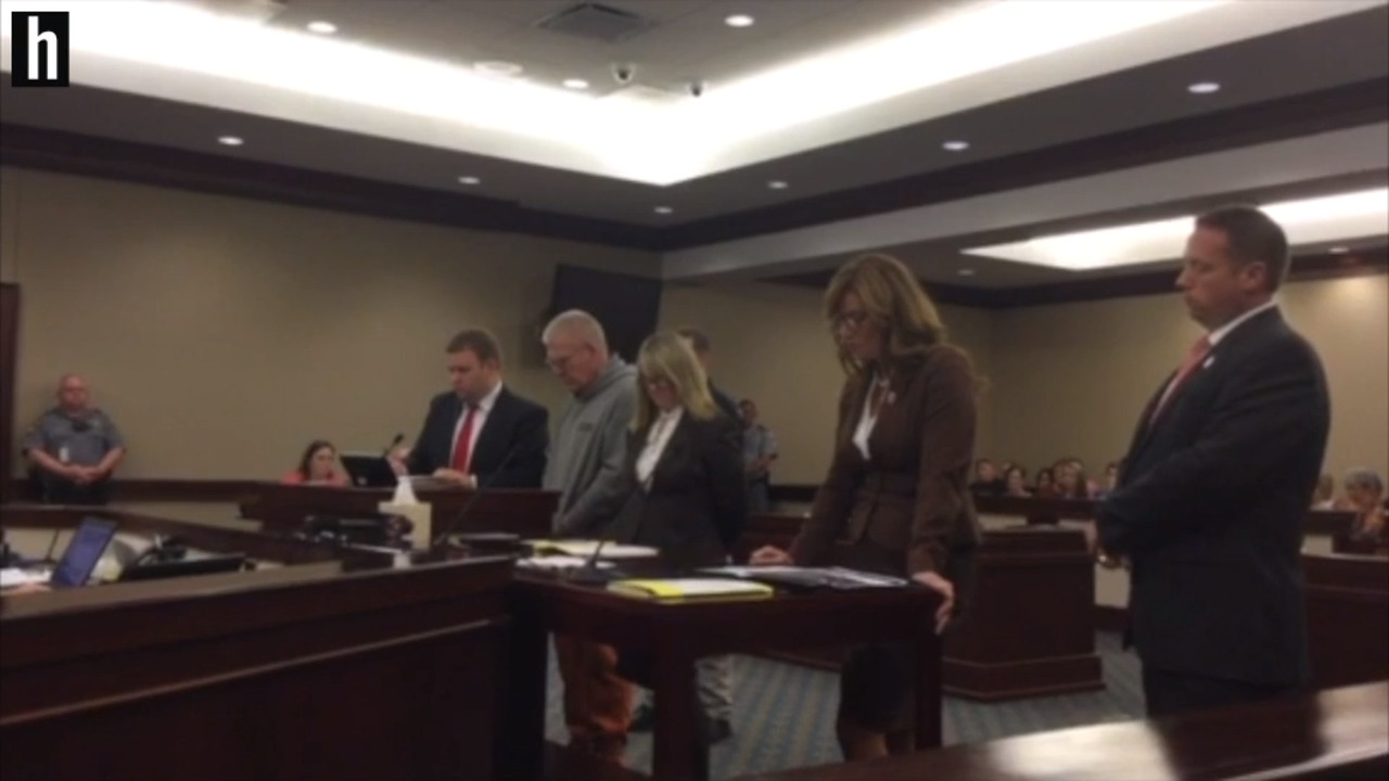 Judge orders mental exam of ex-York cop charged in wife's death
