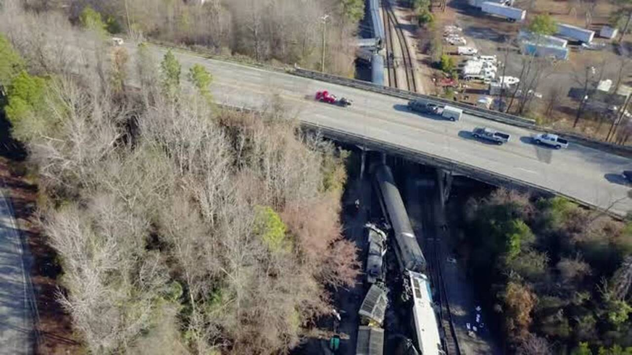 Amtrak stops paying medical bills those injured in February train crash in SC