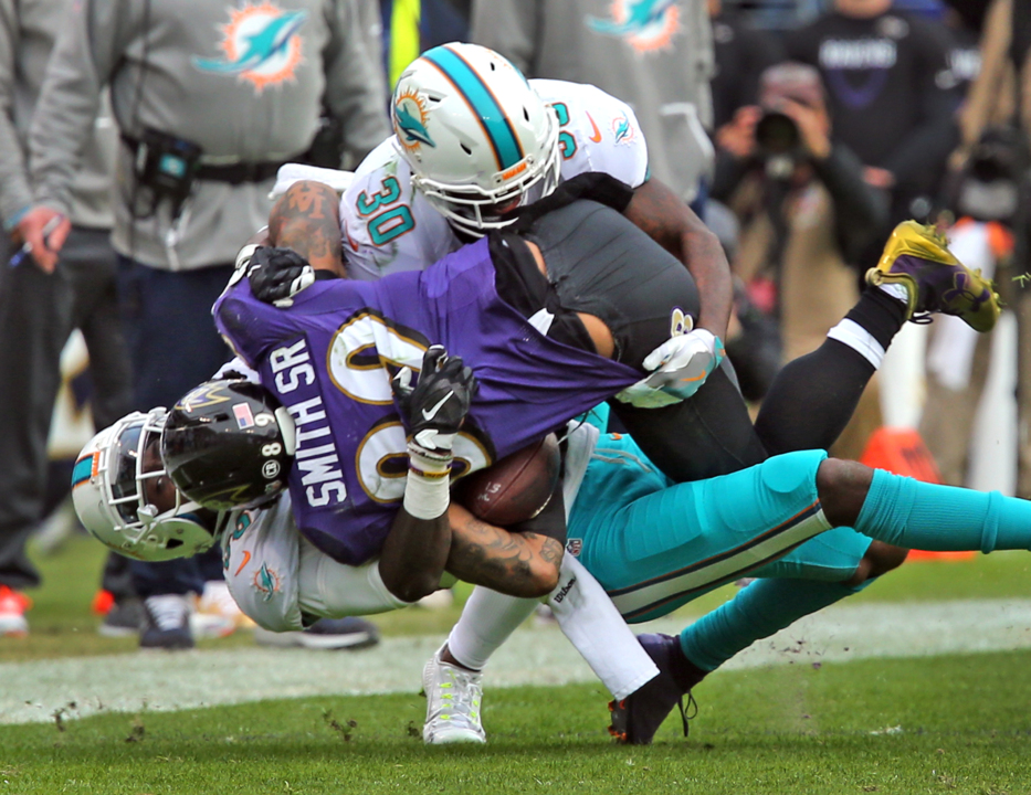 Miami Dolphins cornerback Tony Lippett feels strong after season ending injury last season