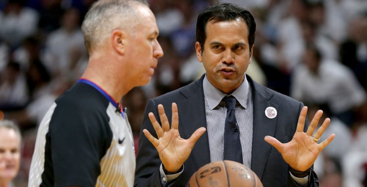 'Better have some versatility,' Miami Heat Erik Spoelstra talks about what his expectations for the team