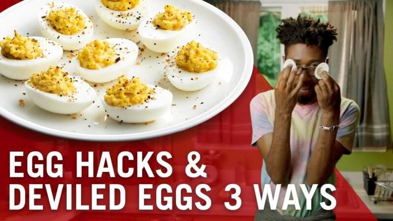 How to Boil Eggs for Deviled Eggs