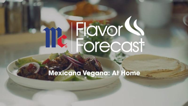 Mexicana Vegana: At Home