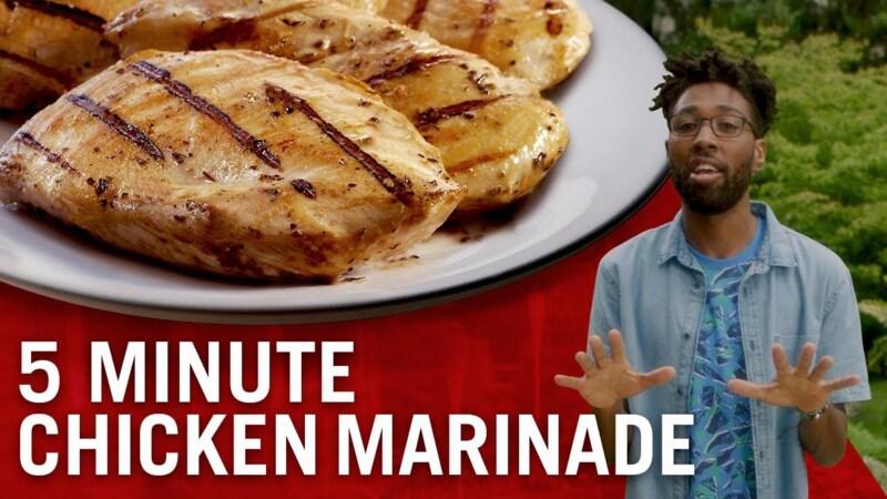 Quick & Easy Chicken Marinade