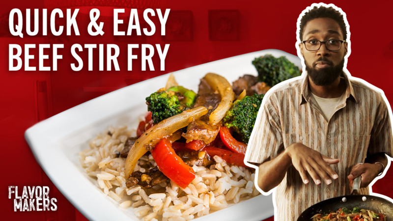 How to Make Beef Stir Fry