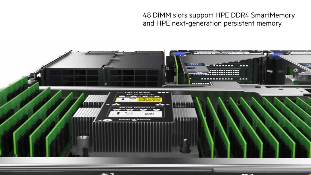 HPE ProLiant DL560 Gen10 Server | HPE Store US