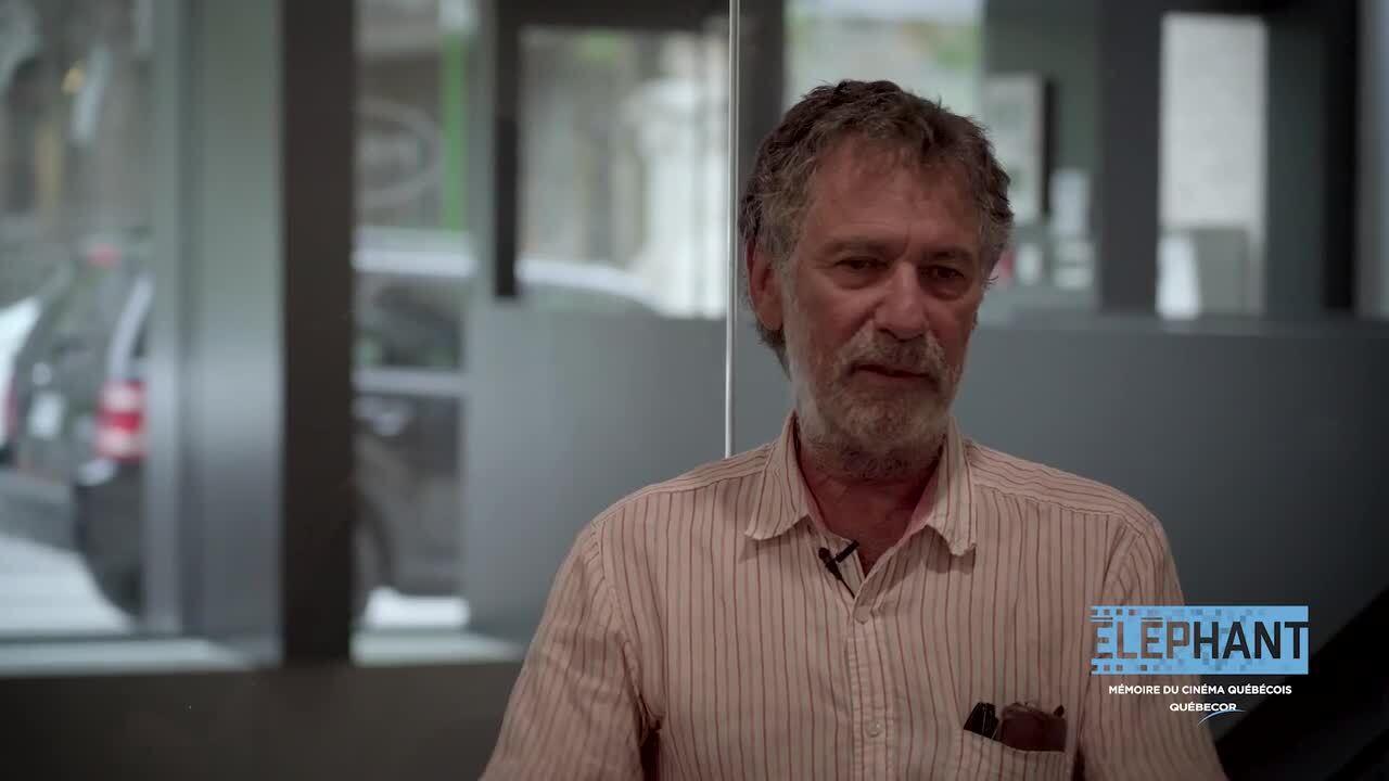 Robert Morin sur... sa carrière et sa créativité