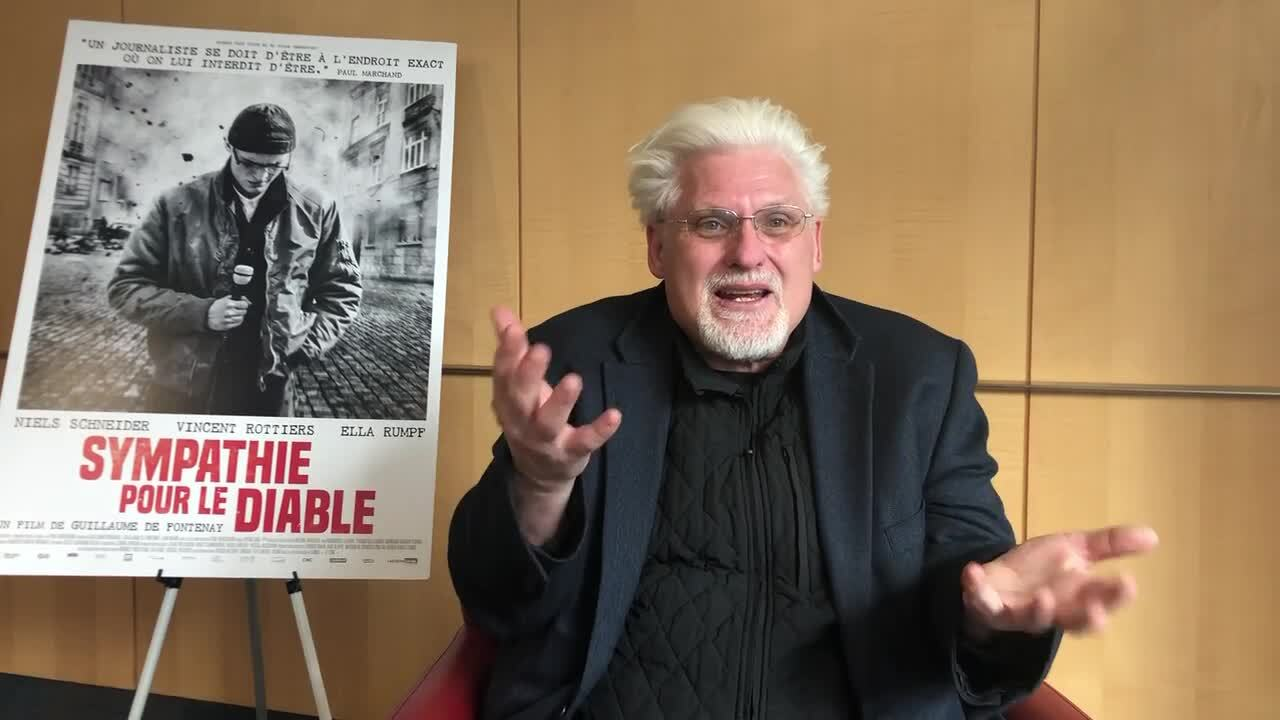 Jean Barbe parle du film Trouble-fête