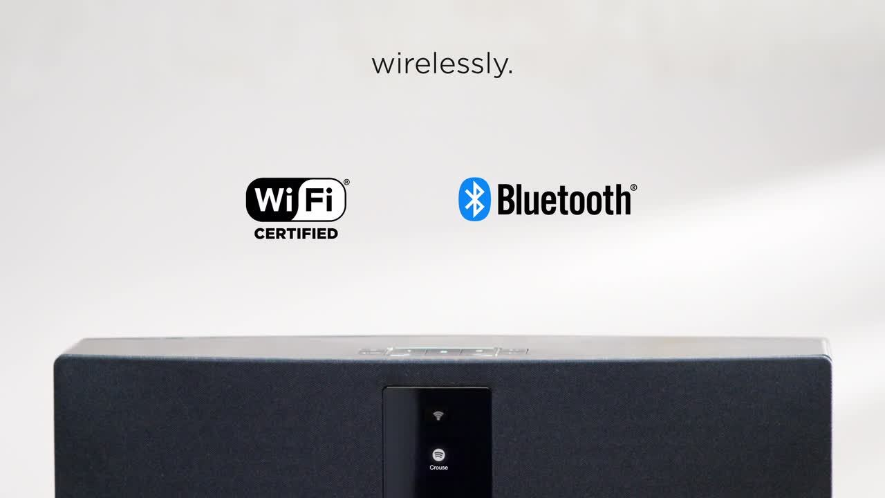 Soundtouch 10 Wireless Speaker Bose Wiring Outdoor Speakers With Volume Control