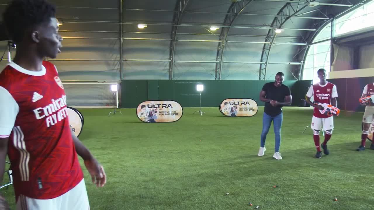 Arsenal Video 1 - Hype