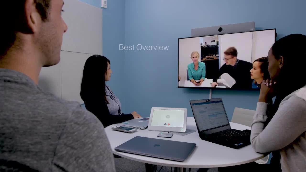 Cisco WebEx Room 55 Dual - eVideo