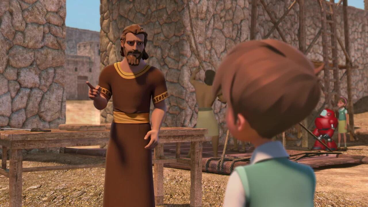 Nehemías: El obrero de Dios