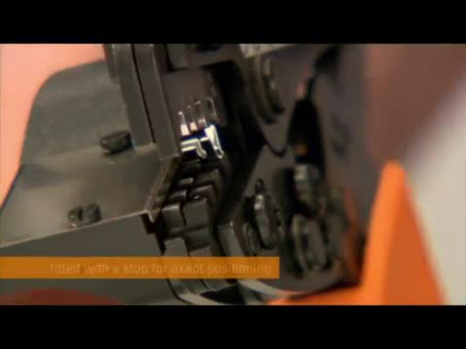Weidmuller HTF RSV 16 Crimping Tool