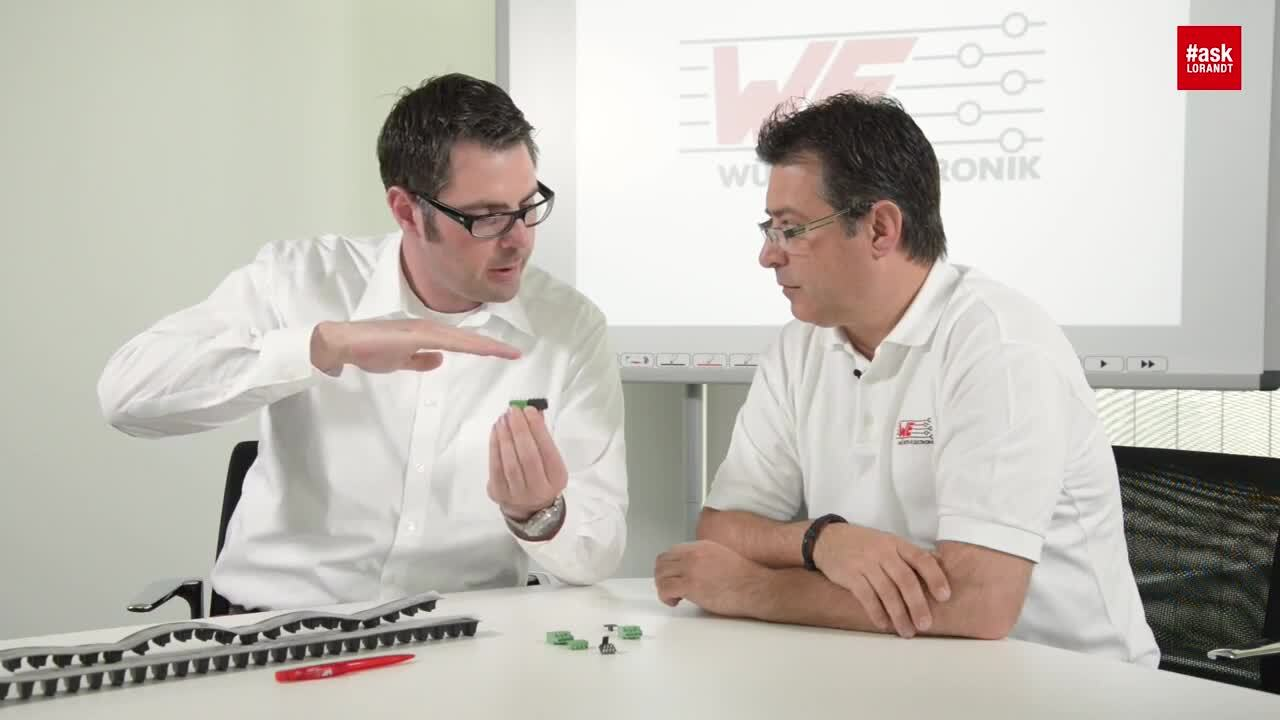 @askLorandt explains: Automatical Production Process with THR Terminal Blocks
