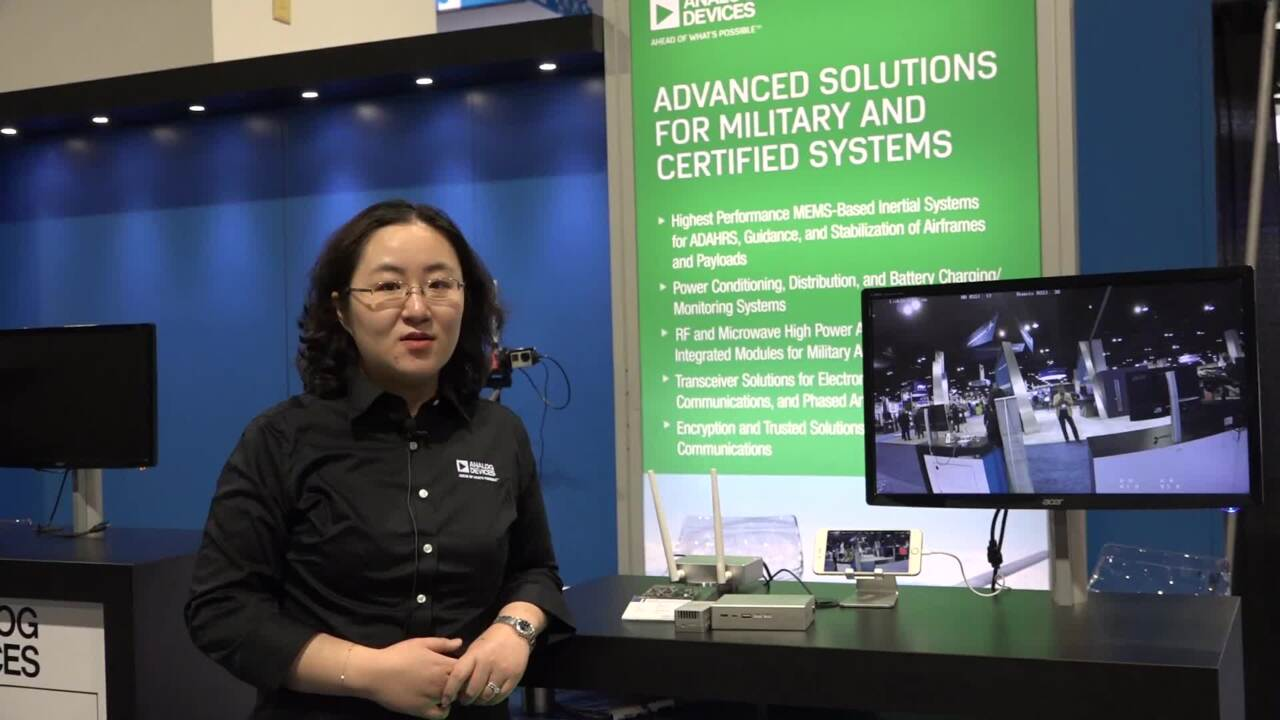 A Long-Range HD Video Transmission Solution with AD9361