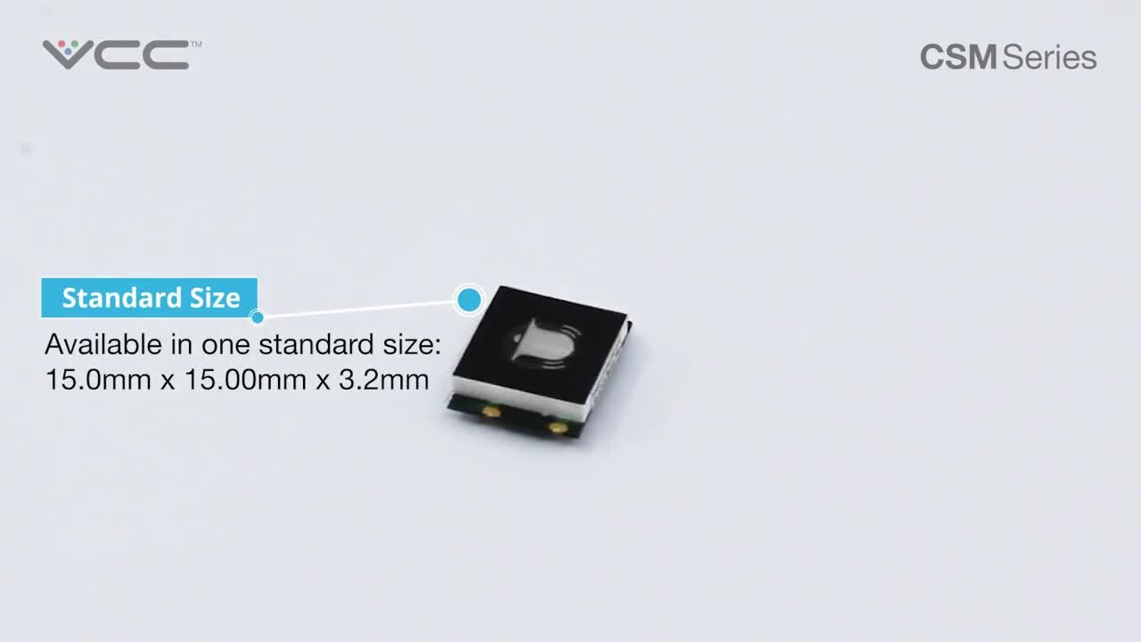 CSM Series - Integrated touch sensing and illuminated display technology