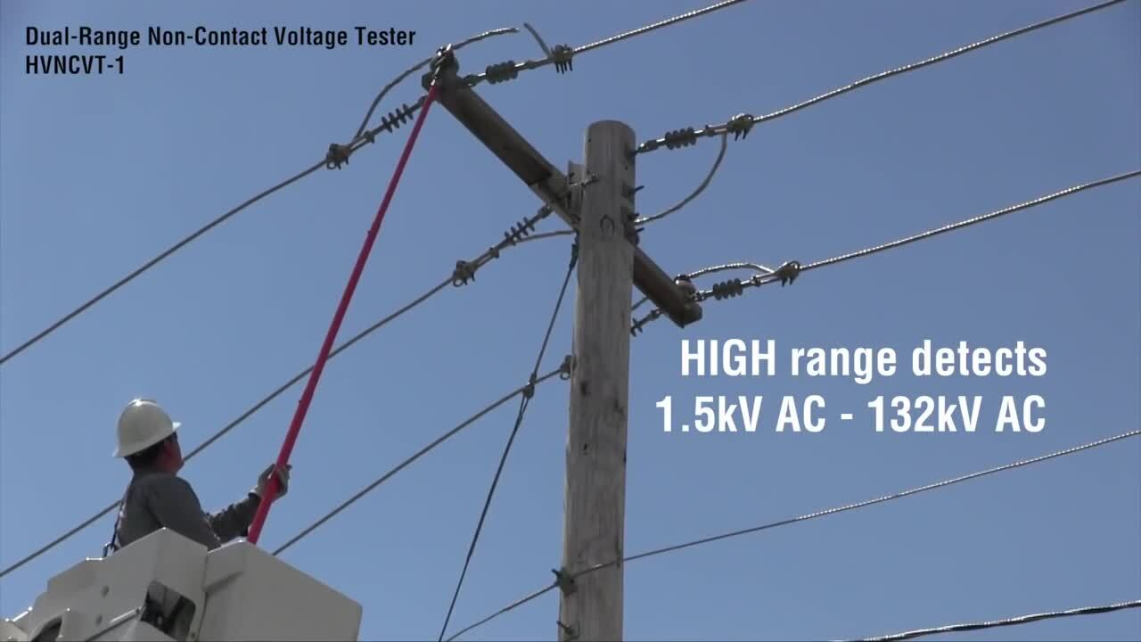 High Voltage Non-Contact Testers