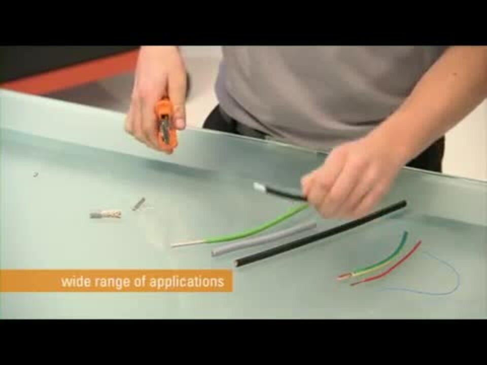 Weidmuller KT 8 Cutting Tool