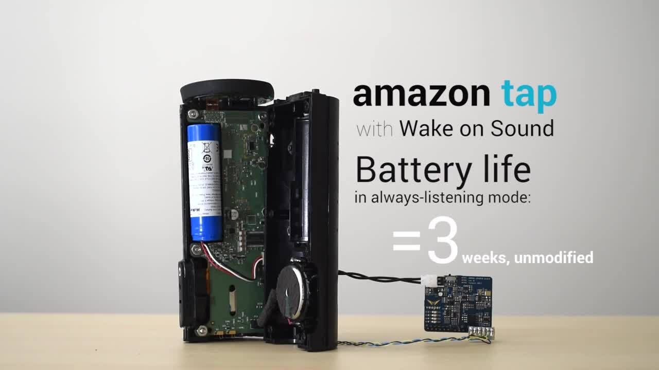 Save 10x Battery with Vesper's Wake-on-Sound Dev Board for Voice-Activated Products