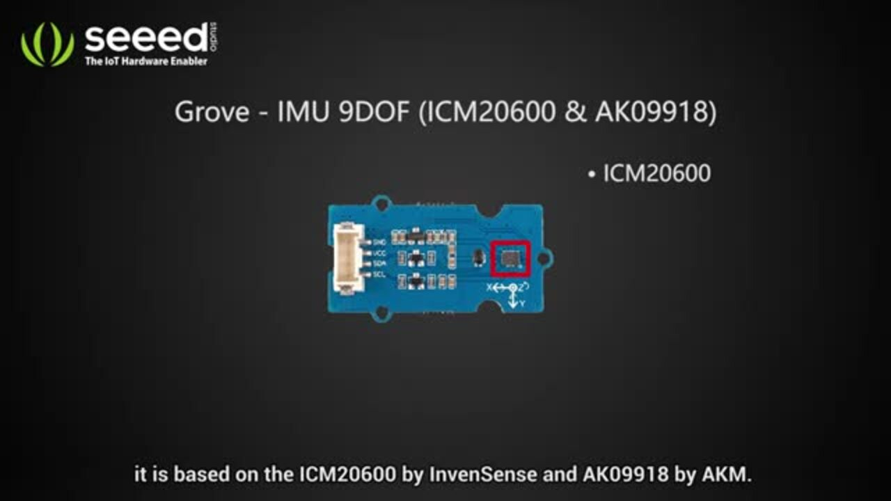 Grove - Motion Sensor Modules