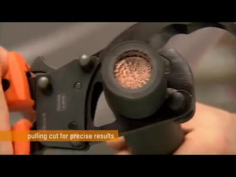 Weidmuller KT 45 R Cutting Tool