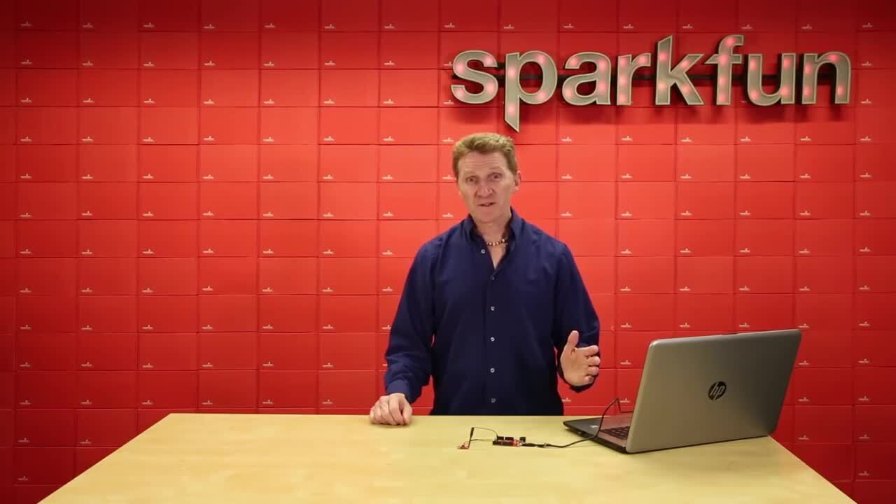 Product Showcase: SparkFun Lightning Detector