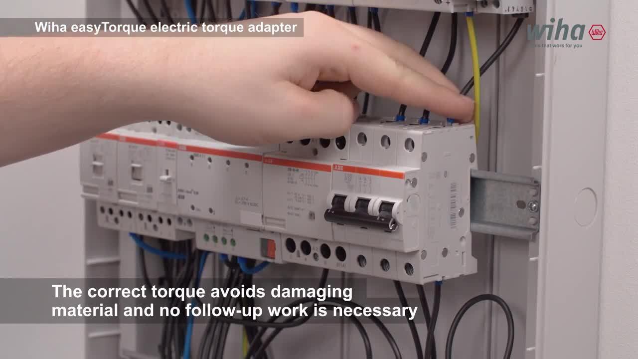 Wiha EasyTorque® Adapter Tutorial