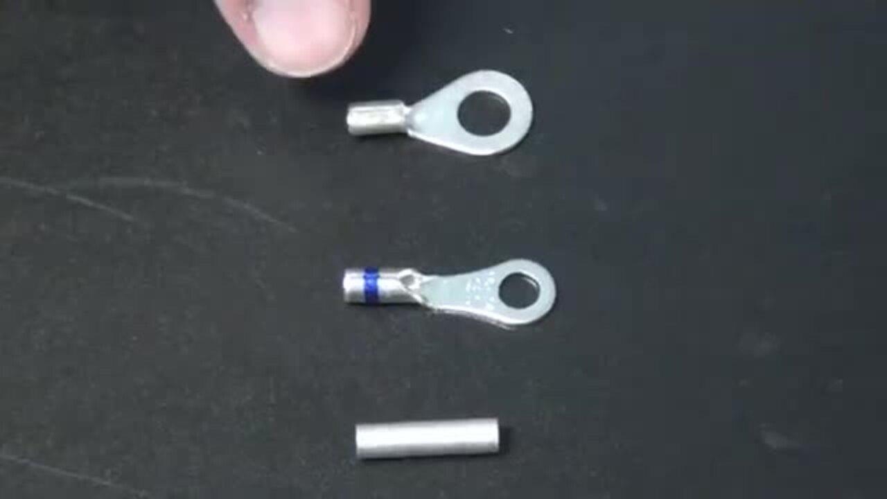 Sealed Solder Connectors
