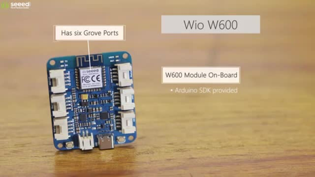 W600 Series ARM-Based WiFi Solutions