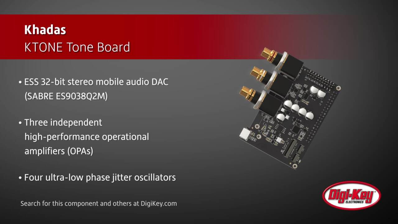 VIM1 Amlogic S905X Open Source TV Box - Khadas | DigiKey