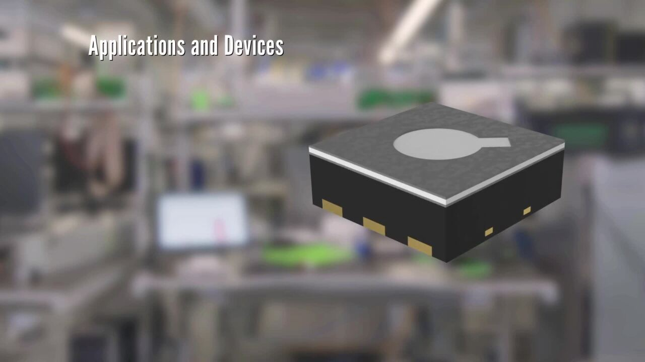 Sensirion's SGP Multi-Pixel Gas Sensor for TVOC Measurement