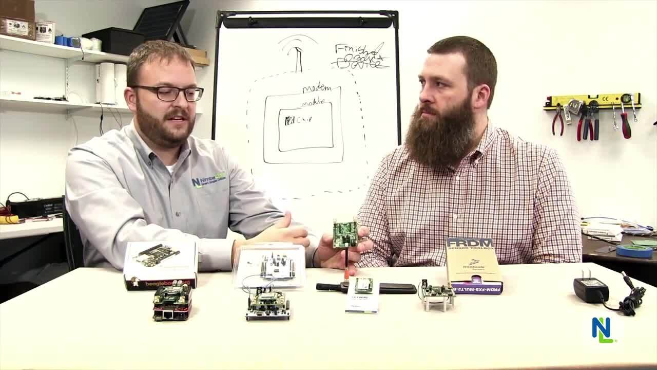 Connect with M1 Development Kits