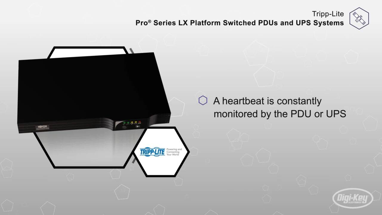 Smart Pro® Series LX Platform Switched PDUs and UPS Systems | Datasheet Preview