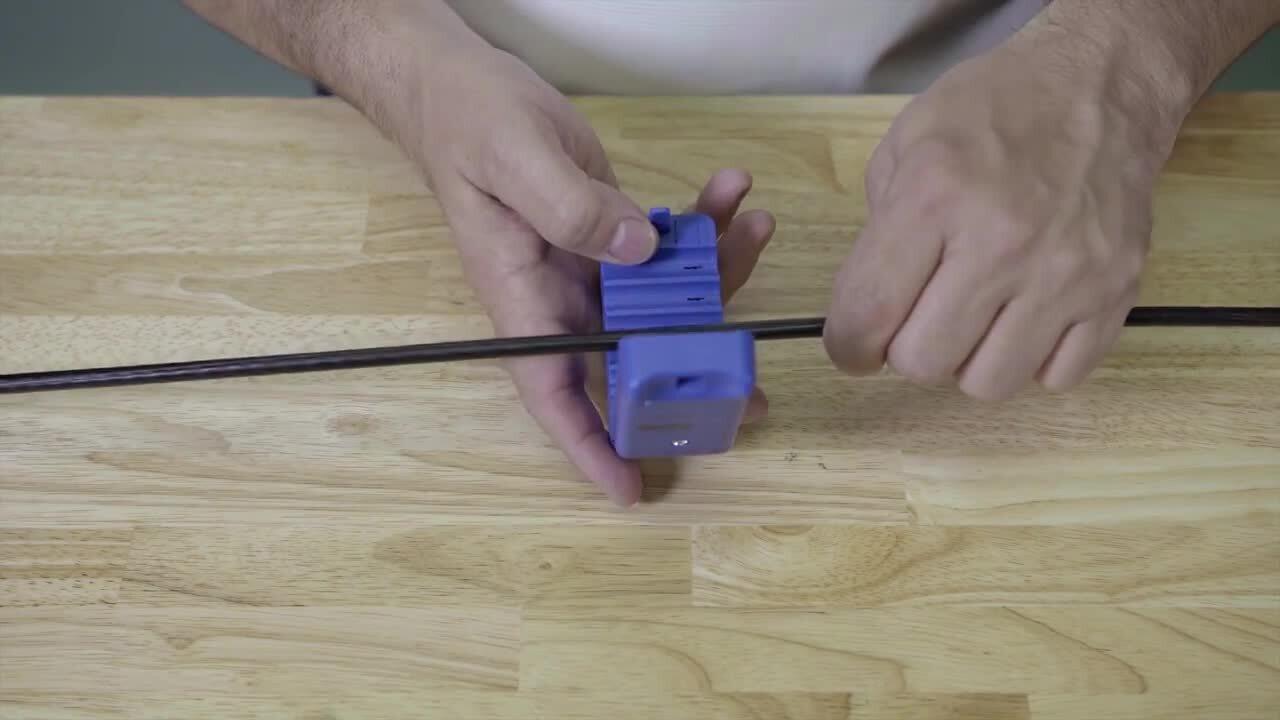 Jonard Tools MS-326 Mid Span Slit & Ring Tool