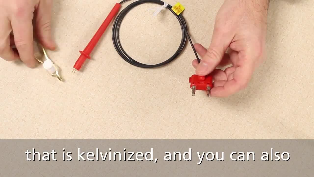 Kelvin Clip and Wire explanation