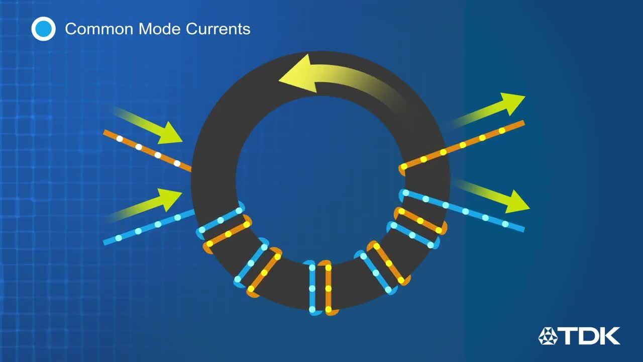 TDK FAQs - Common Mode vs Differential Mode