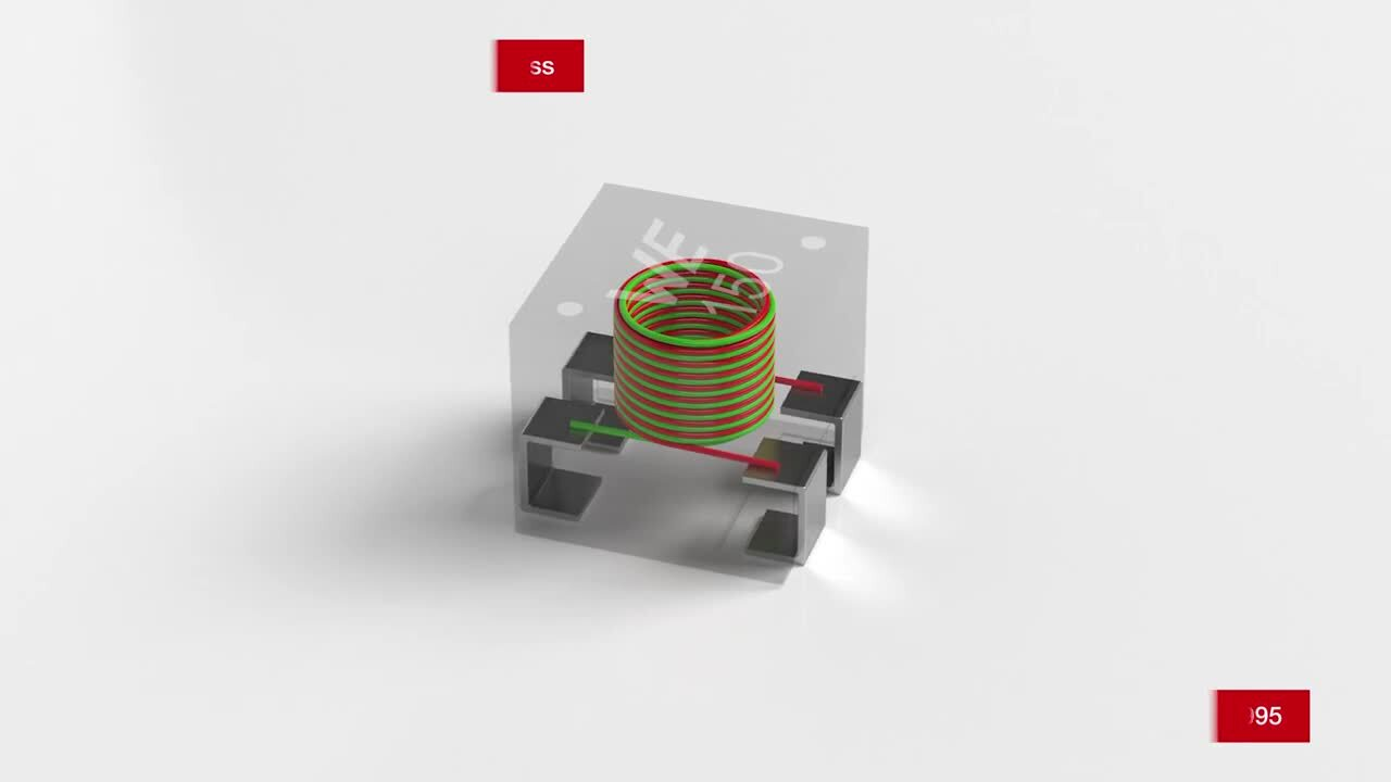WE-MCRI – Innovative Molded Coupled Inductor