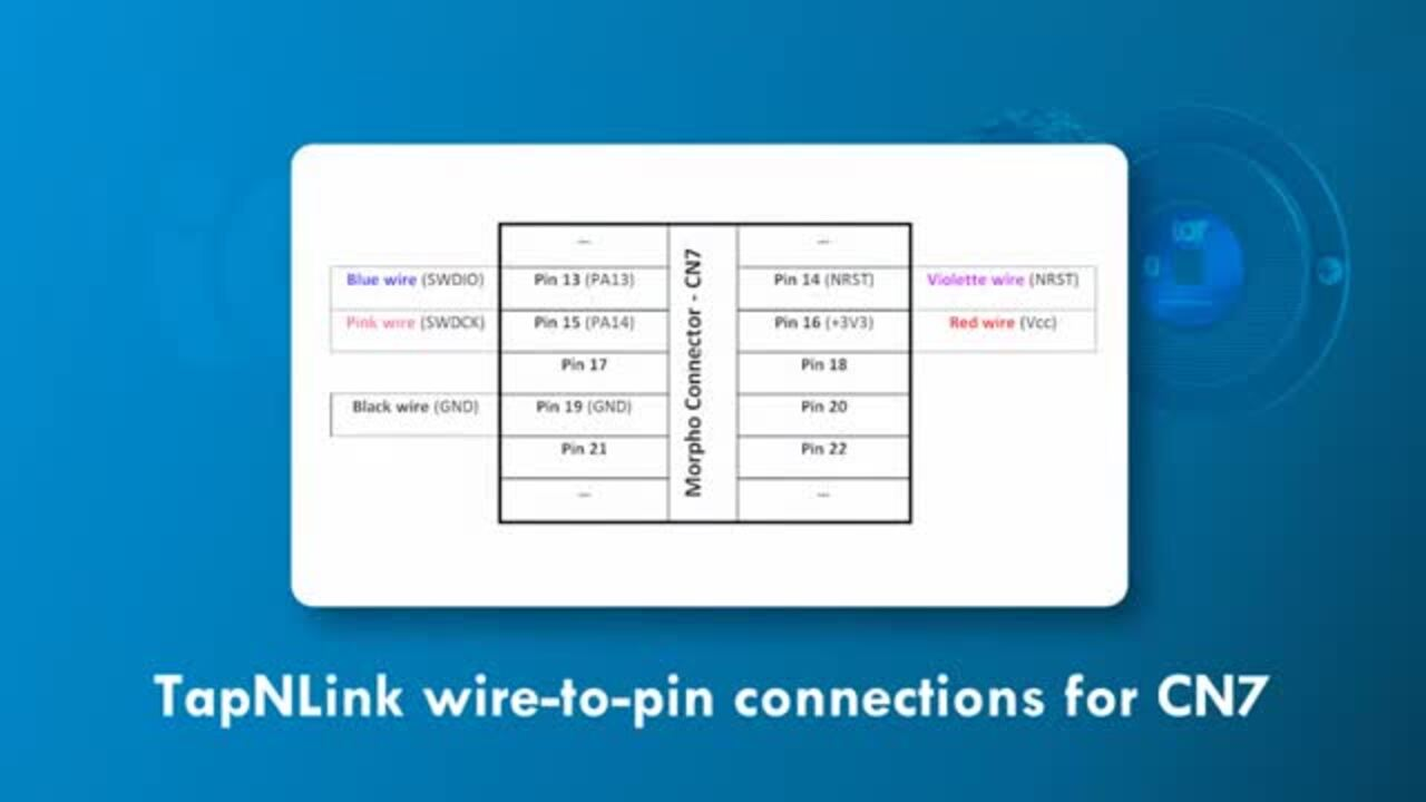 Debug MCU Applications Over a Wireless Channel