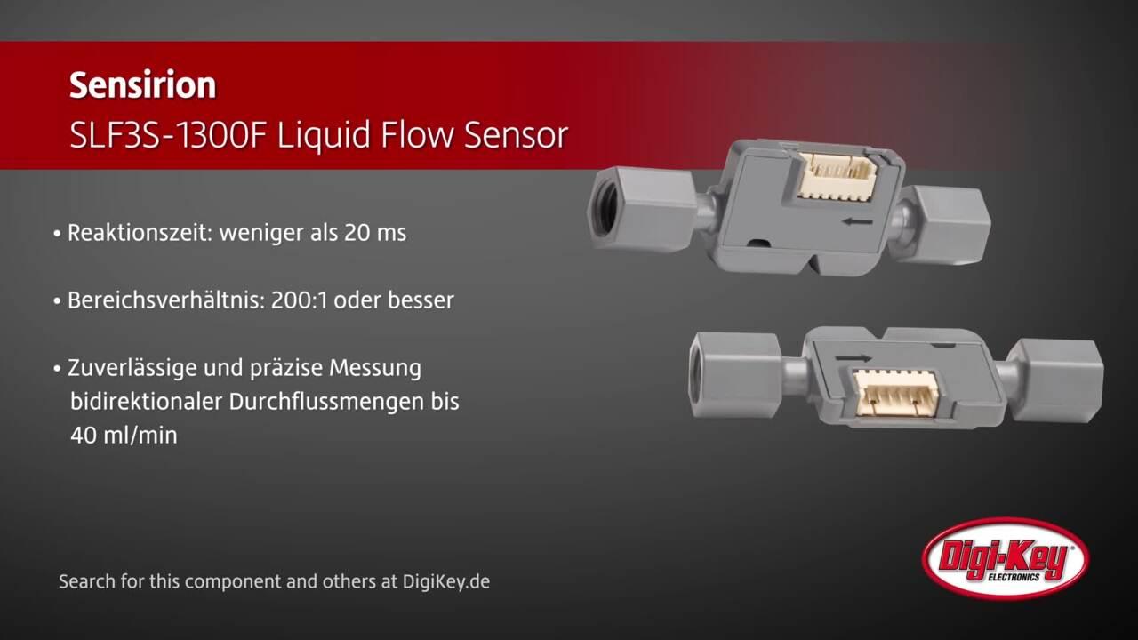 Sensirion SLF3S-1300F Liquid Flow Sensor   Digi-Key Daily