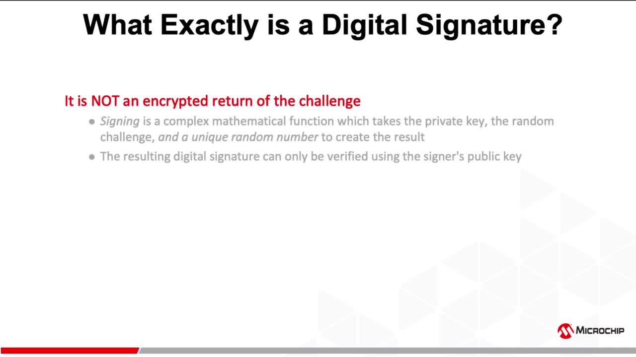 Microchip Security:  Cryptography Primer - Pt 4 - Asymmetric Cryptography