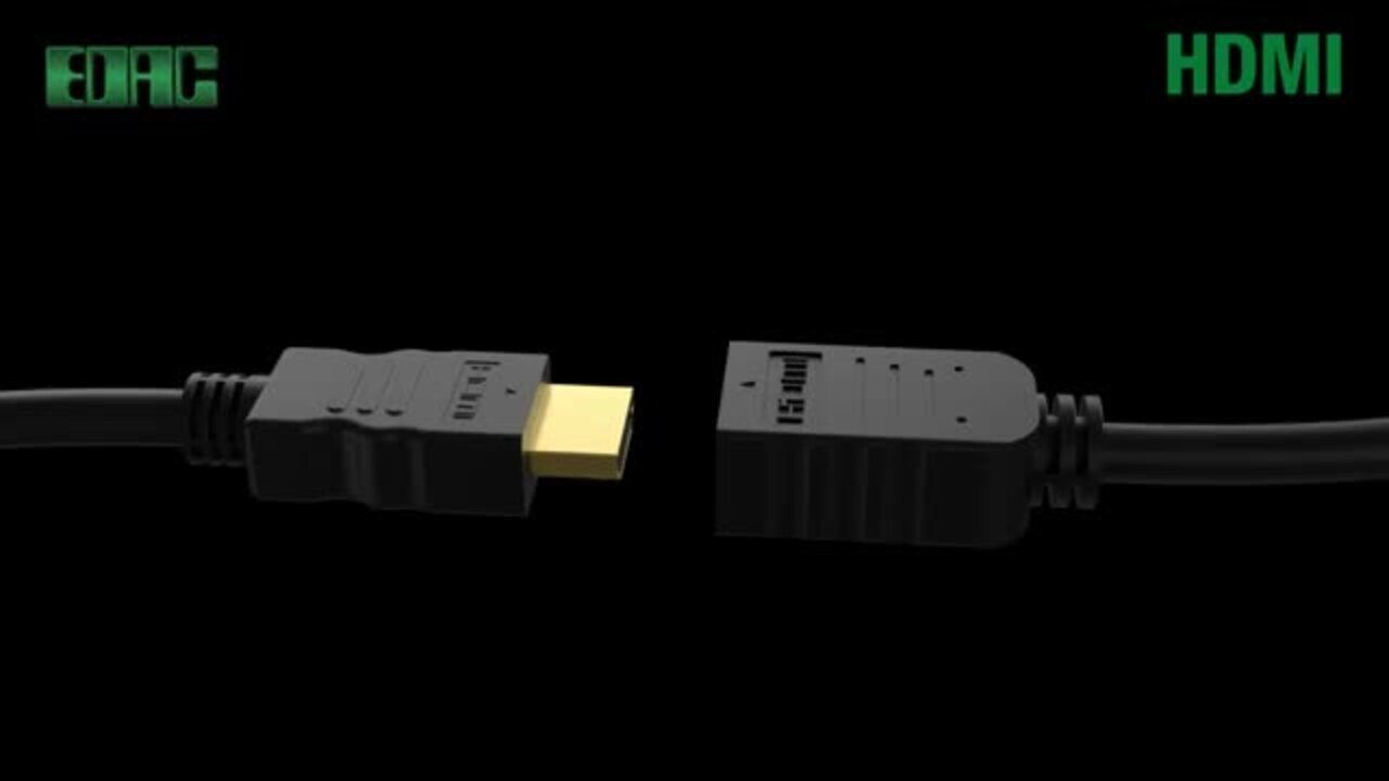 EDAC HDMI Connectors