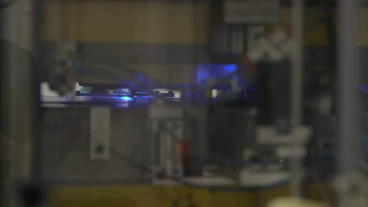 Manufacturing PowerFilm Solar Panels